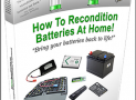 EZ Battery Reconditioning Review-Battery Recover Free PDF Download!!